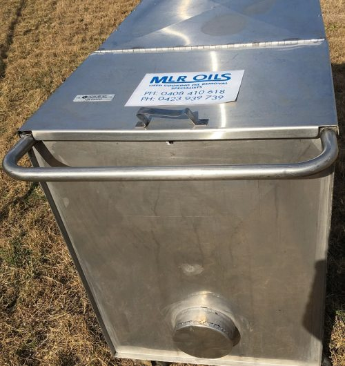 used cooking oil collection equipment (1)