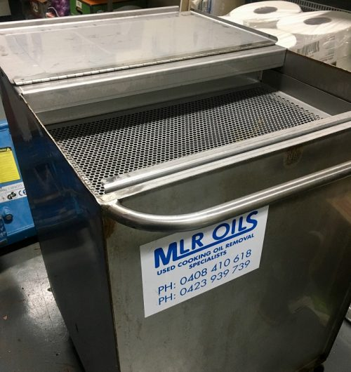 used cooking oil collection equipment (7)